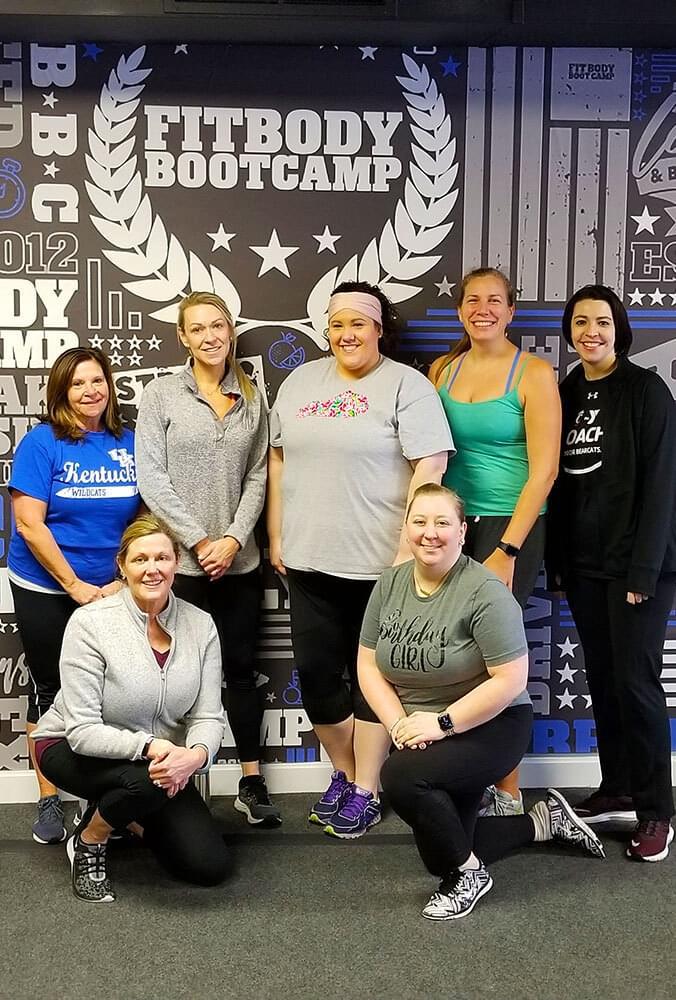 Real Cincinnati Fitness Members